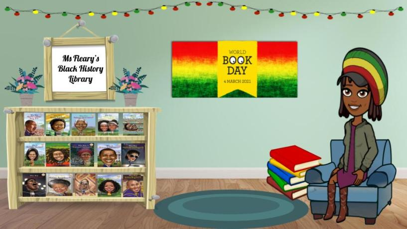 Ms Fleary's Virtual Black History Library - 2021 (1)