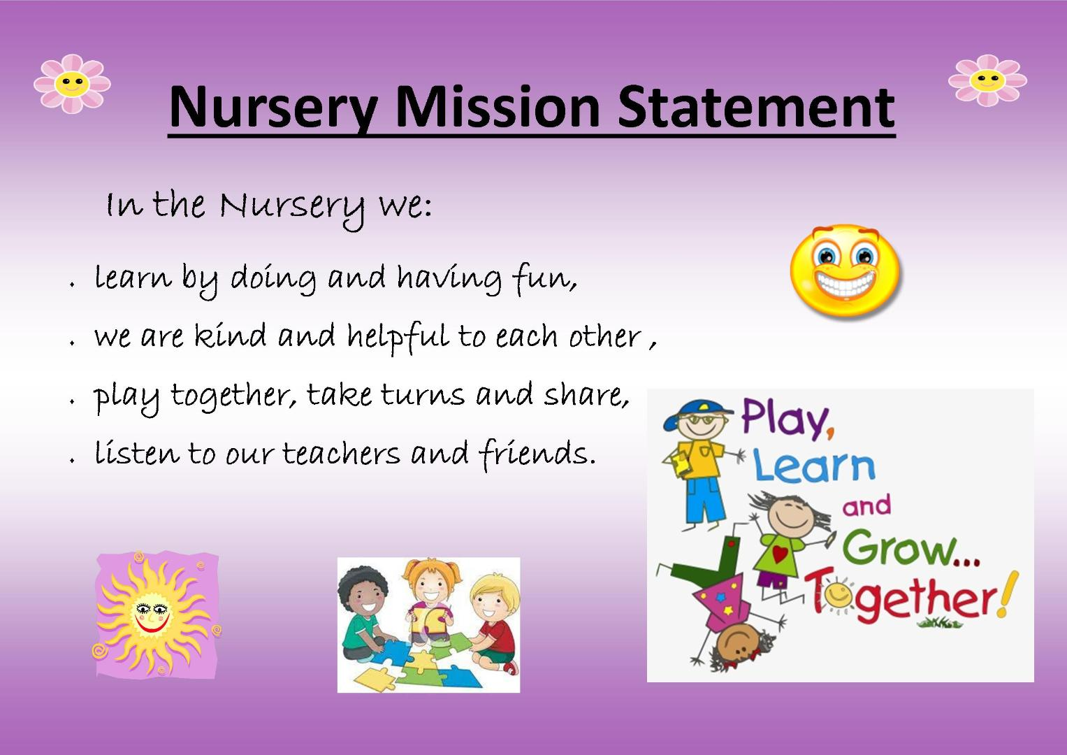 nurserymissionstatement